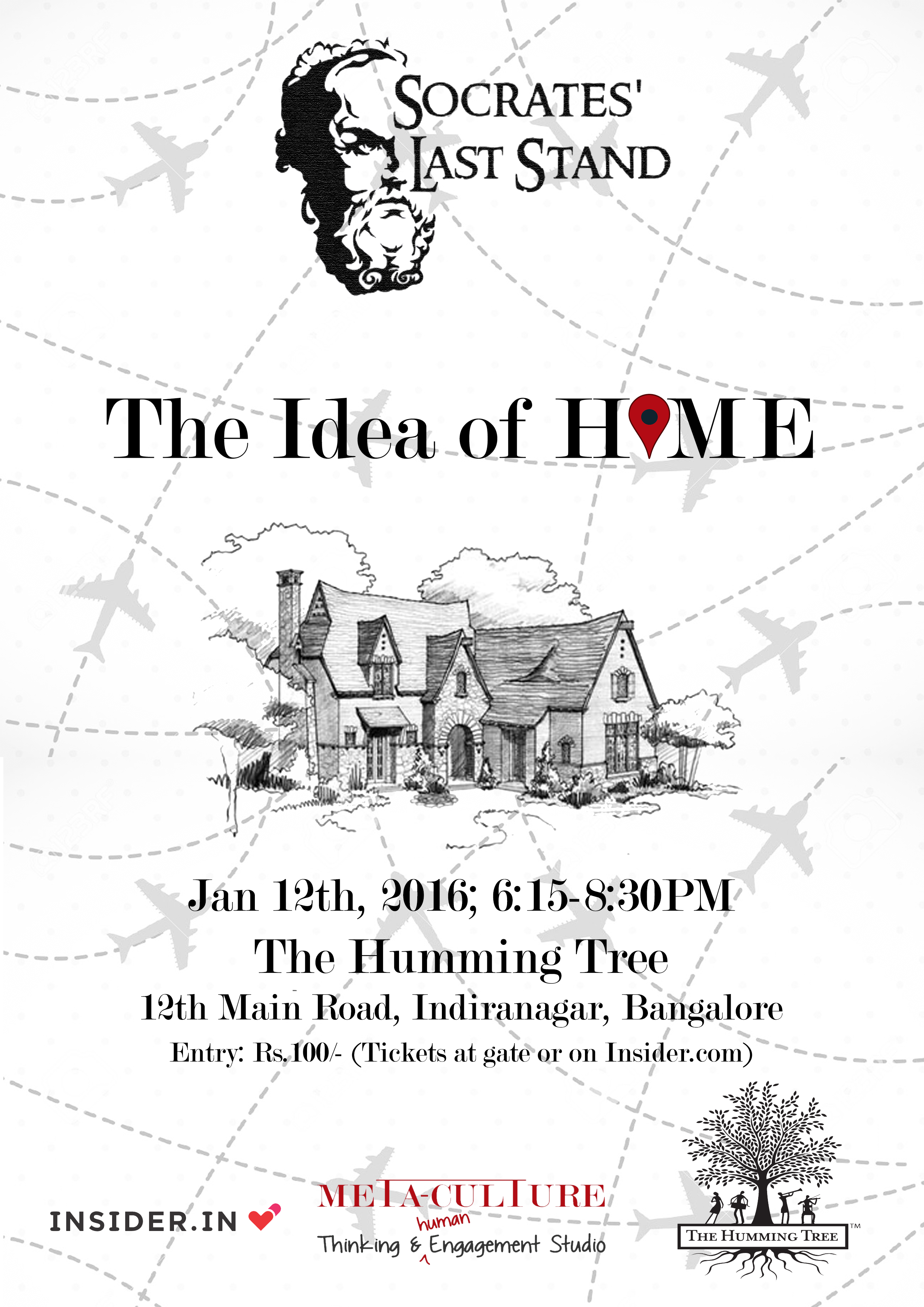 Idea Of Home Sls Poster Final Rights Slights And Free Lunches